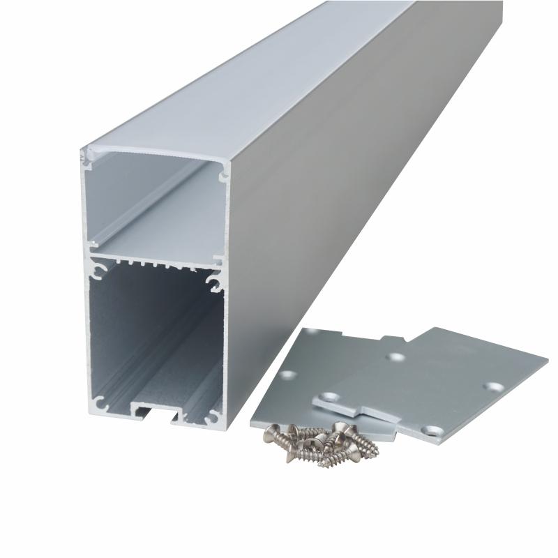 Aluminum Led Chanel-LEZ-7761