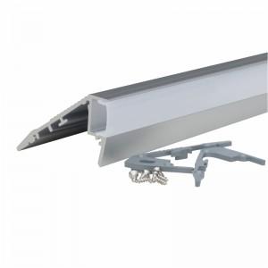 Factory Cheap Hot T8 Fluorescent Lamp Housing -  Led Stair nosing Profile-LEZ-775 – Lianzhen
