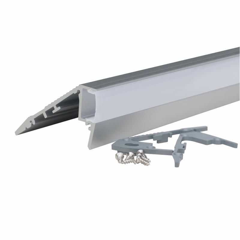 Super Lowest Price Light Fixtures -  Led Stair nosing Profile-LEZ-775 – Lianzhen