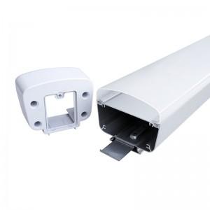 IP65 led vapor tight linear fixtures