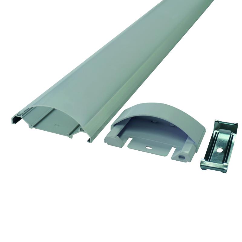IP20 Led Linear Light Housing-X0104