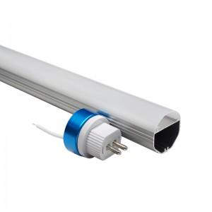 Professional Factory for China Practical Corner Profile Outdoor Aluminum LED Tube Housing