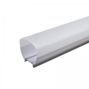 Co-extrusion PC tube Diffuser