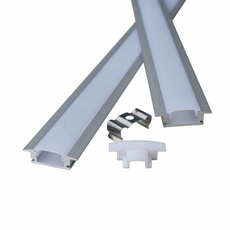 2Led Aluminum Profile-LEZ-744XA