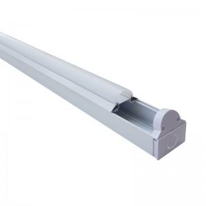 High definition China Good Quality Aluminium Housing 20W LED Linear Batten Office Light