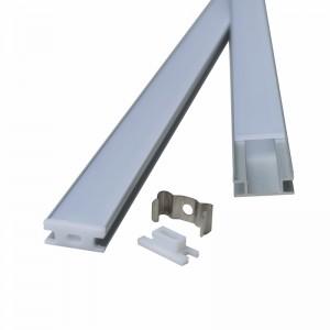 Well-designed Led Panel Mounting Frame 620×620 - Led profile aluminum – Lianzhen