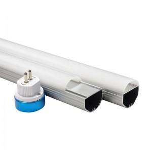 China Manufacturer for China LED Vapor Tight Light Tri-Proof Light Fixture Waterproof Dustproof LED Linear Light Housing