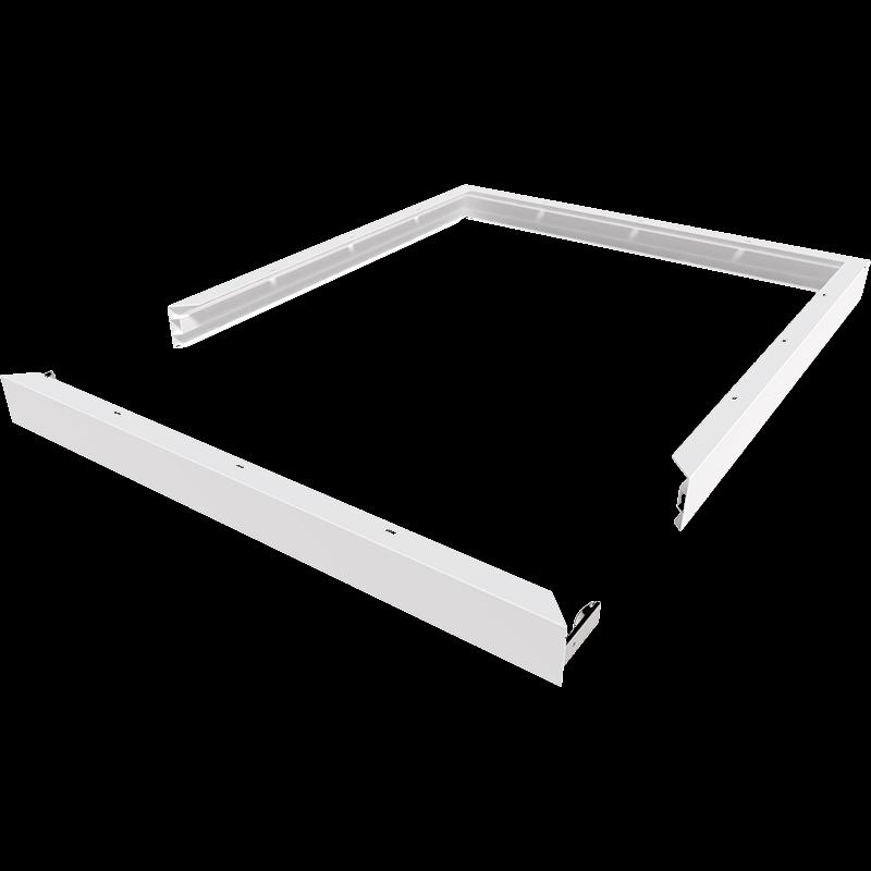 Screwless Surface mount frame