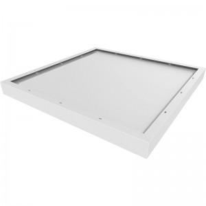 600×600 no-screw surface mounted frame kit
